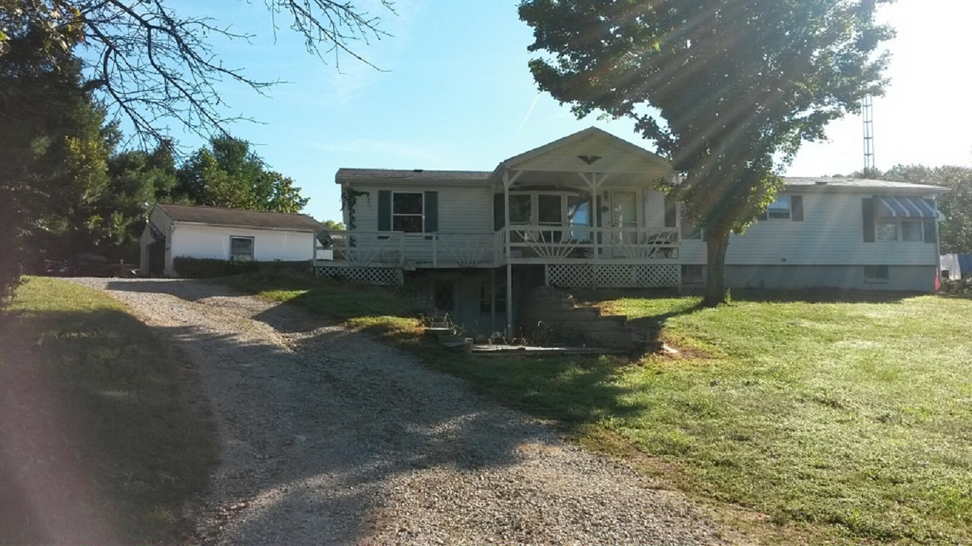 2640 N. Old Michigan Rd,Holton,Ripley,Indiana,United States 47023,3 Bedrooms Bedrooms,2 BathroomsBathrooms,Residential,N. Old Michigan Rd ,1048